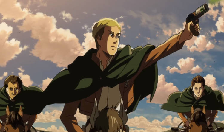Attack on Titan 2x10