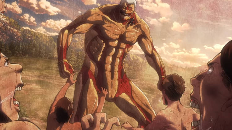 Attack on Titan 2x12