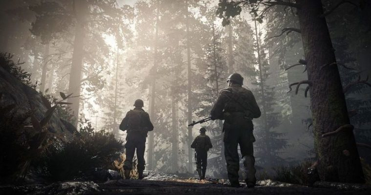 Call of Duty: WWII en Nintendo Switch