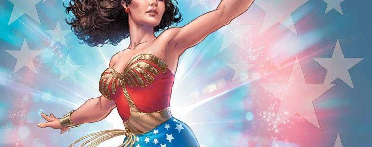 Cómics de Wonder Woman (destacada)