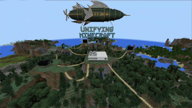 Por qué el crossplay de Minecraft en PlayStation 4 no está disponible