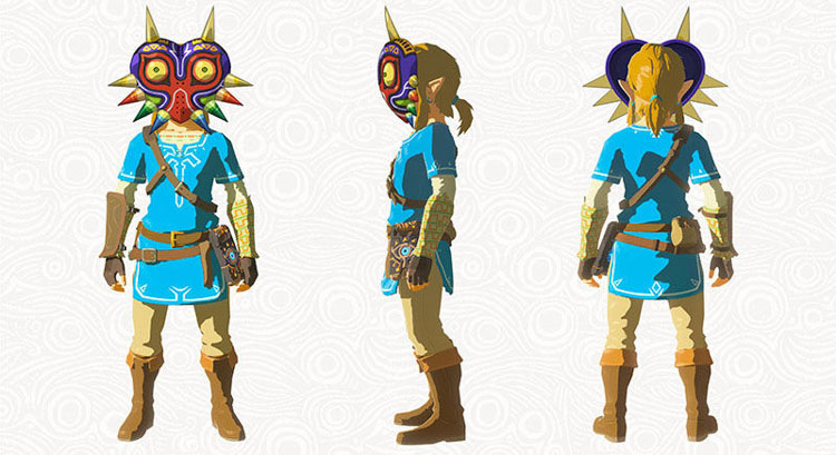 El modo dificil de Zelda: Breath of the Wild tendra espacio propio