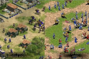 Microsoft anuncia Age of Empires: Definitive Edition