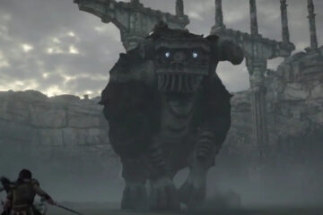 Se confirma que Shadow of the Colossus para PS4 es un remake