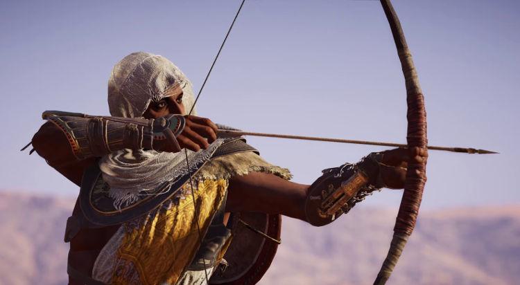 El nuevo vídeo de Assassin's Creed Origins certifica el giro hacia el RPG
