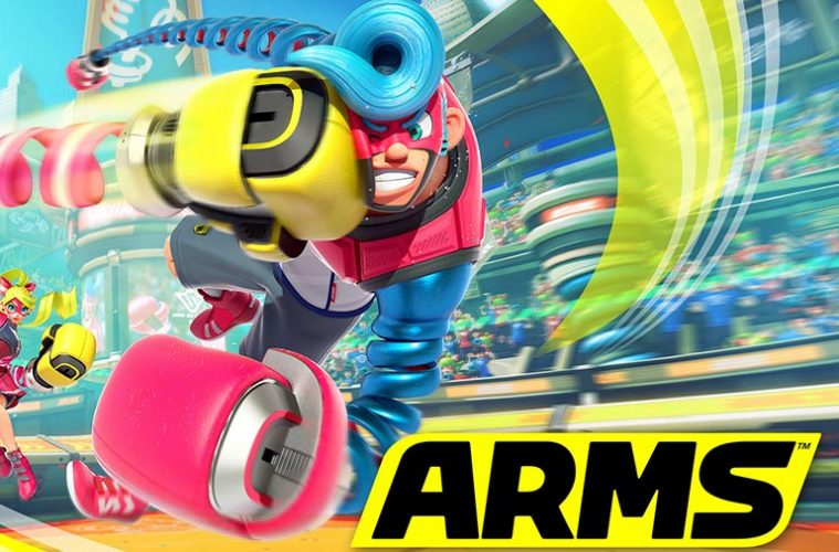 analisis de arms para nintendo switch