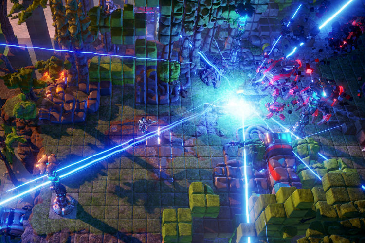 analisis de nex machina 2
