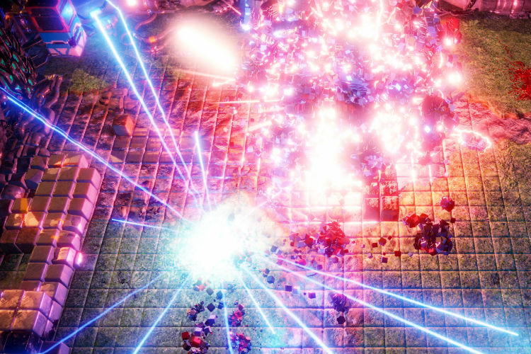 analisis de nex machina 3