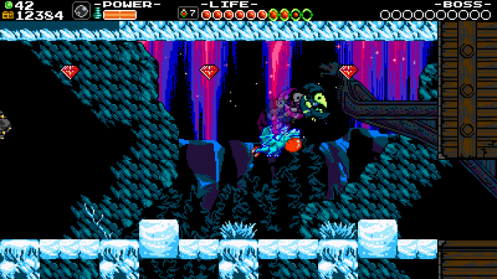 análisis de Shovel Knight Treasure Trove