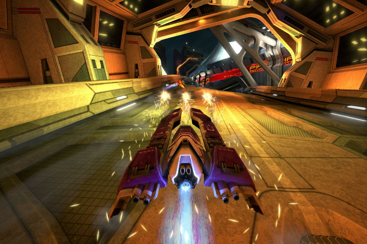 analisis de wipeout omega collection para playstation 4
