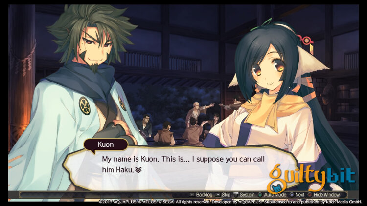 Análisis de Utawarerumono: Mask of Deception para PlayStation 4