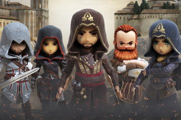 anuncio de Assassin's Creed Rebellion
