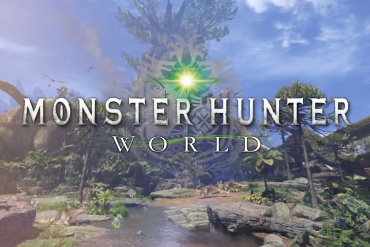 anuncio de Monster Hunter World