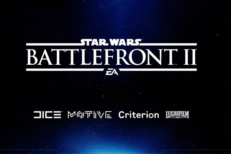 anuncio de star wars battlefront 2