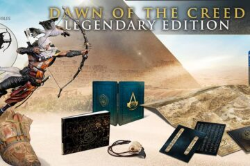 Assassin's Creed Origins Legendary Edition