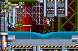 chemical plant zone en sonic mania