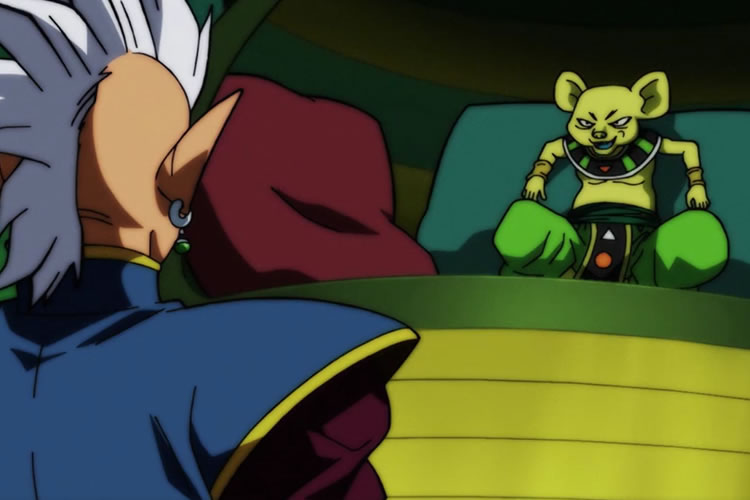 dragon ball super 93 quitela