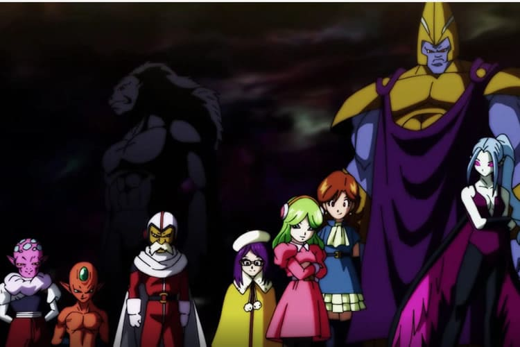 dragon ball super 96 universo 2