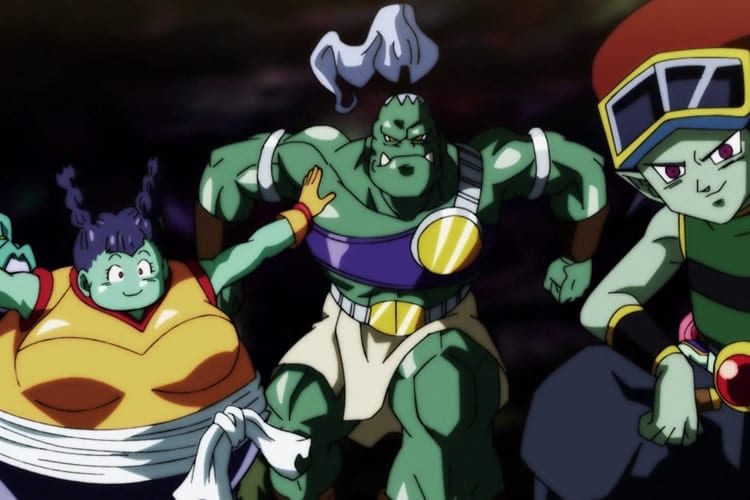 dragon ball super 96 universo 4