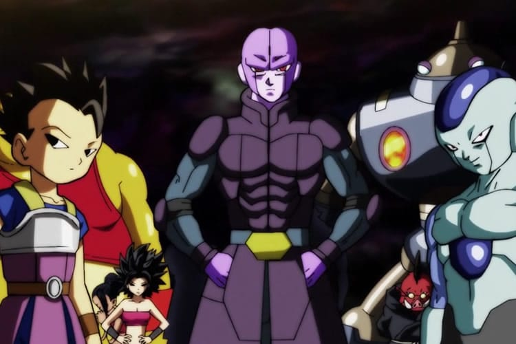dragon ball super 96 universo 6