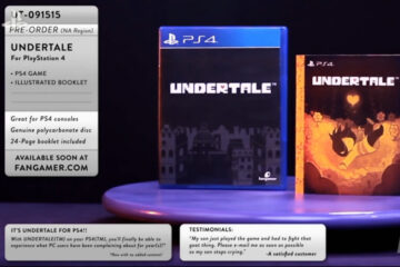Undertale en Playstation 4