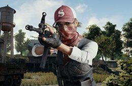 Se anuncia en exclusiva Battlegrounds para Xbox One X