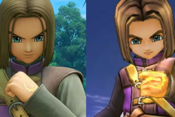 exclusividades para dragon quest xi en nintendo 3ds