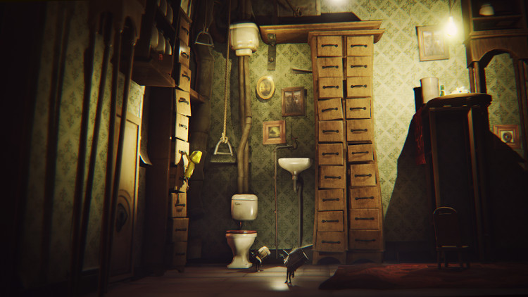 expansión de Little Nightmares interna
