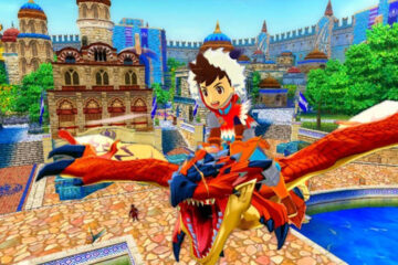 fecha de lanzamiento de monster hunter stories