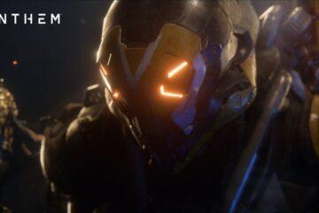 El espectacular gameplay de Anthem en el E3 2017