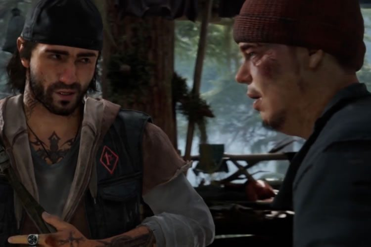 gameplay de days gone