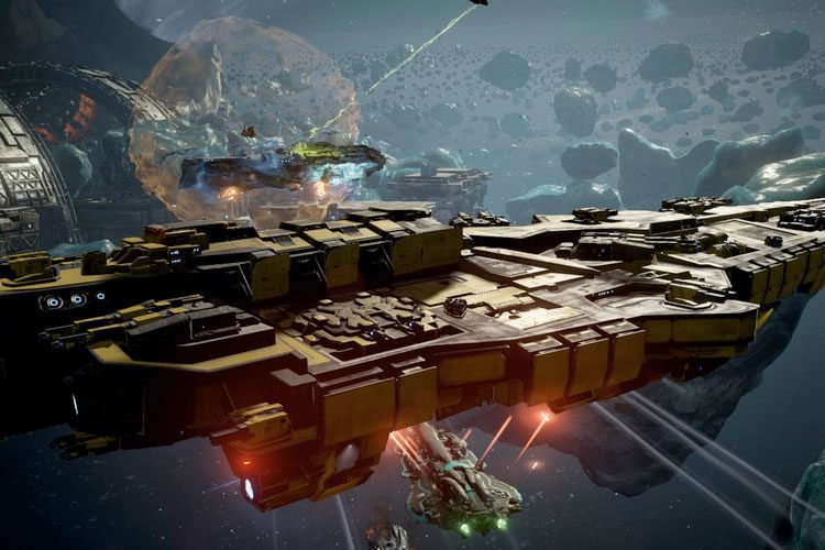gameplay de dreadnought