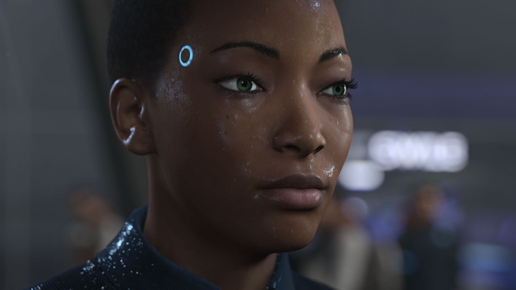 gameplay extendido de Detroit: Become Human interna