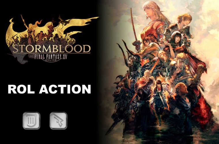 guia de final fantasy xiv stormblood rol action de ranged dps