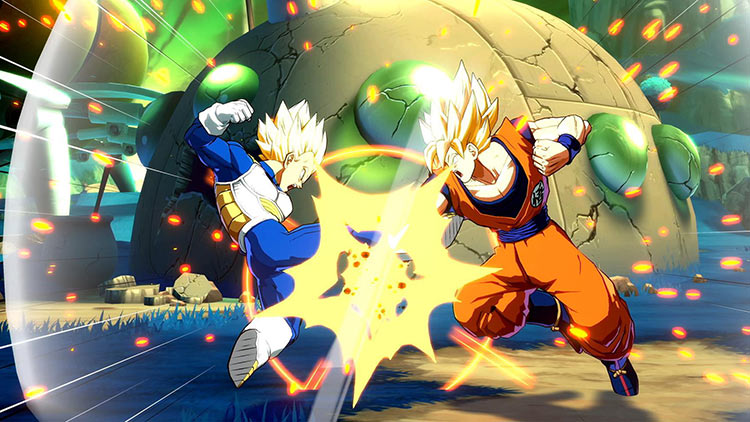 Guía de movimientos y controles de Dragon Ball FighterZ
