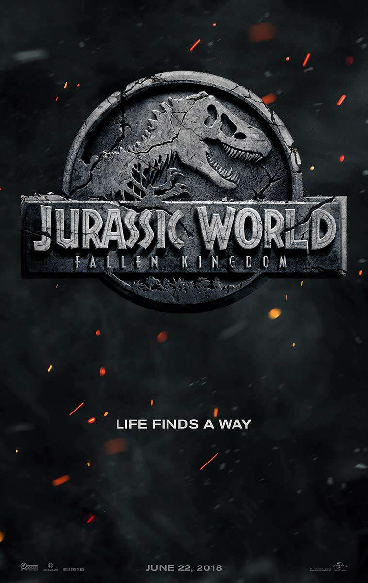 Póster de Jurassic World: Fallen Kingdom