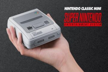 la snes mini europea es más bonita