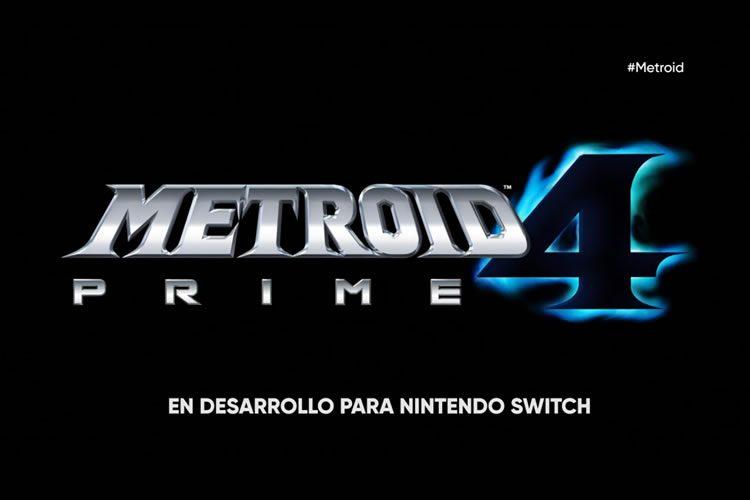 Anuncio de Metroid Prime 4
