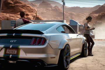 Need for Speed: Payback para Nintendo Switch