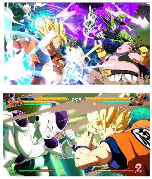 nuevo Dragon Ball Fighters