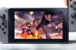 primer gameplay de Dragon Ball Xenoverse 2 para Nintendo Switch