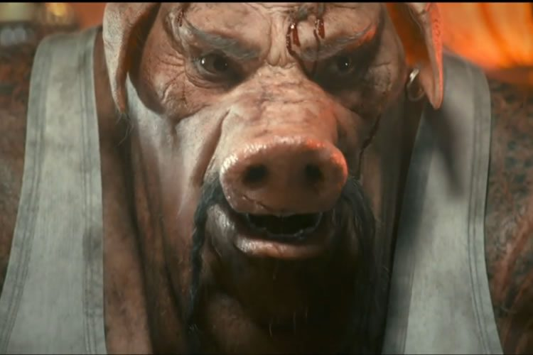primer tráiler de beyond good and evil 2
