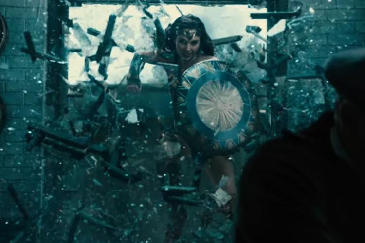 La recaudación de Wonder Woman se mantiene su segunda semana
