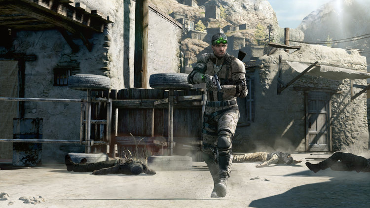 regreso de splinter cell sam fisher