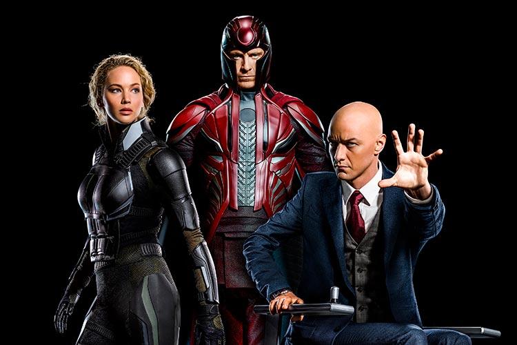 Reparto de la nueva película de X-Men