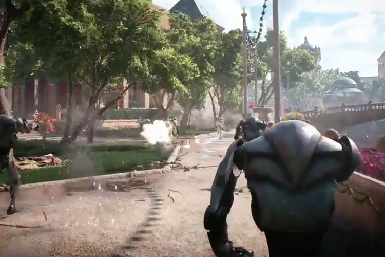 Tráiler gameplay de Star Wars Battlefront II