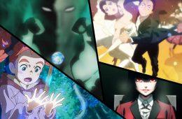 todos los estrenos anime de verano de 2017