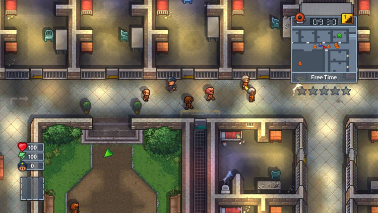 tráiler multijugador de The Escapists 2