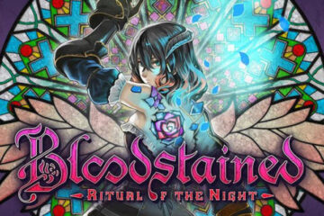 tráiler de bloodstained del e3 de 2017