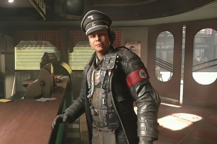 Anuncio de Wolfenstein II: The New Colossus